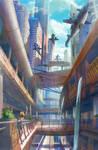 Escadia Concept: streets
