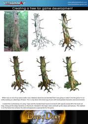 tree process by TylerEdlinArt