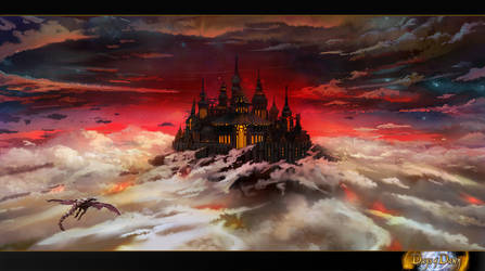 Days of Dawn: Dark Castle Resurrected by TylerEdlinArt