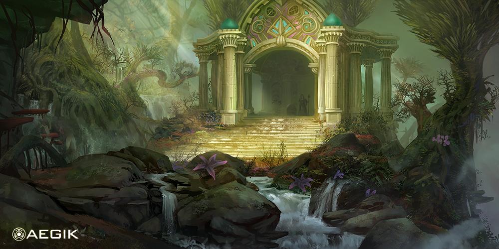 Aegik commission 4 by TylerEdlinArt