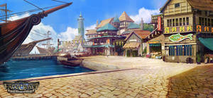 Fatecraft Port Town