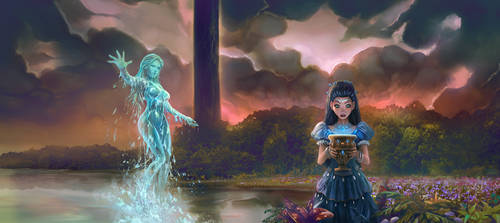 The Sol'mar Book II of the Balance Series by TylerEdlinArt