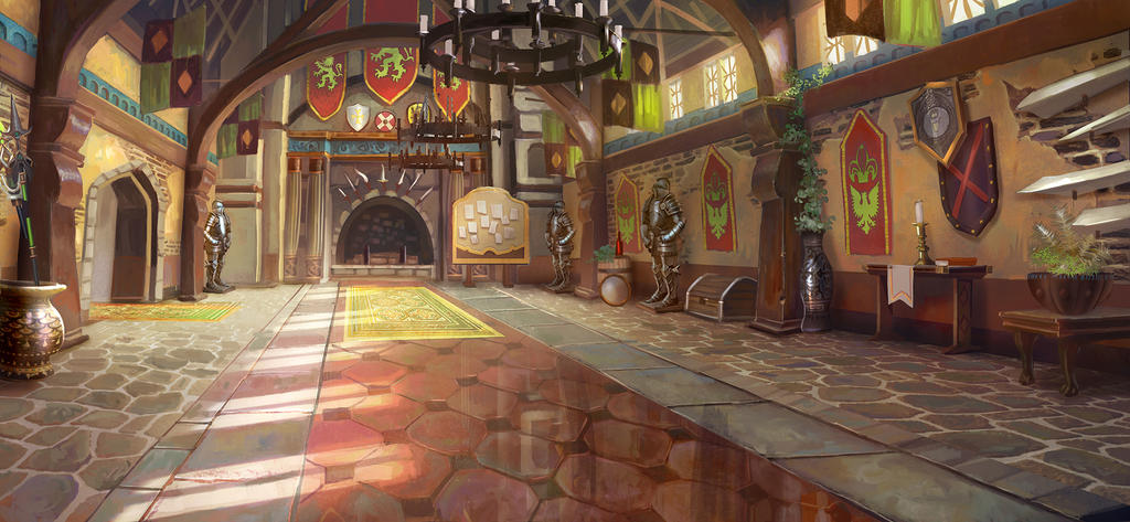 Guildhall Fatecraft By Tyleredlinart On Deviantart