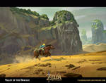 Valley of the oracles (breath of the wild)
