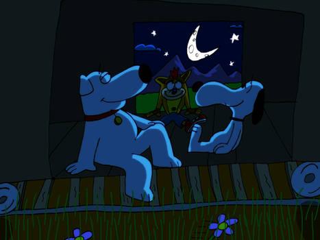 'Neath the Pale Moonlight
