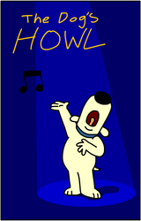 The Dog's Howl Poster