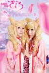 Otome Youkai Zakuro: The twins