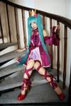 Cantarella,Project Diva 2nd- Hatsune Miku by Mm-miyoko