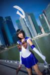 Sailor Moon Super S-Sailor Saturn