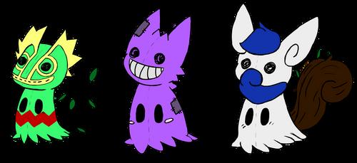Free Mimikyu Adopts [CLOSED]