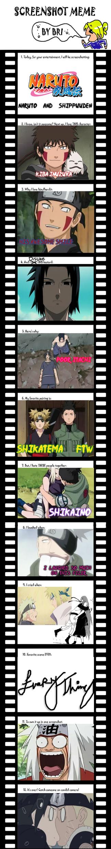 Naruto Meme by NikkiNova-ART