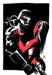 Republic Commando Illustration