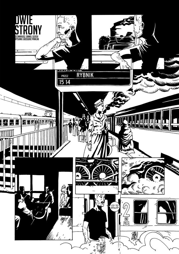 Dwie Strony - page 1 by GiP7