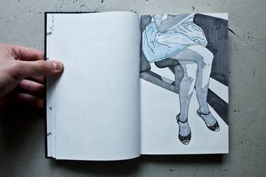 From sketchbook