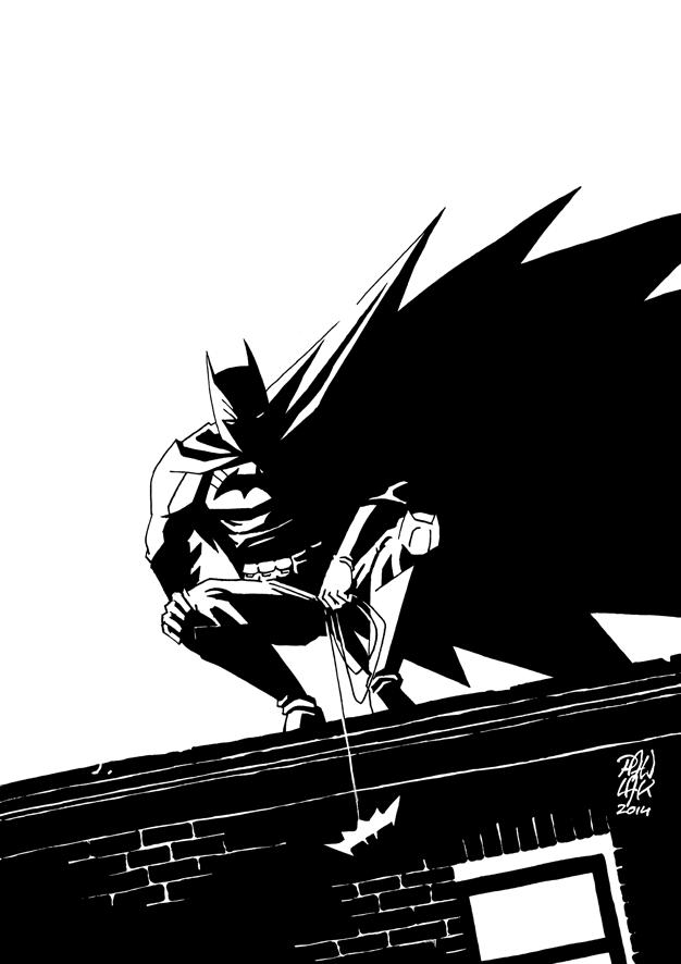Batman by GiP7