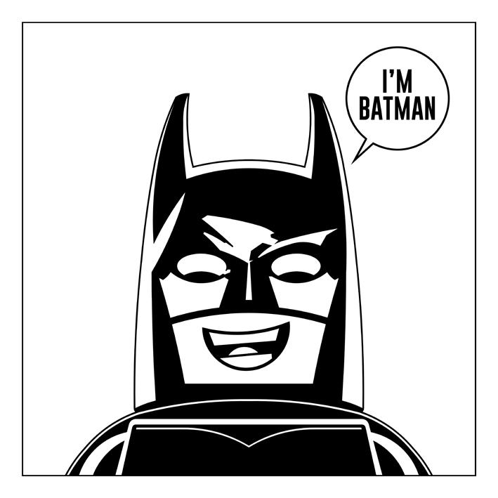 I'm Batman by GiP7
