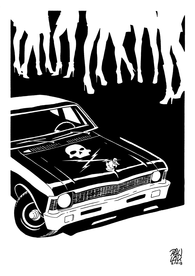 Death Proof by GiP7