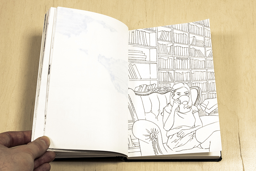 From sketchbook by GiP7