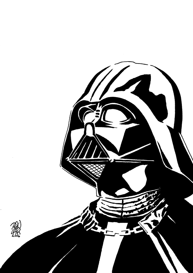 Darth Vader by GiP7