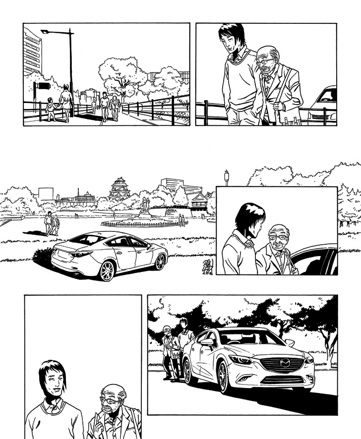 Mazda: Family Tradition - page 8 by GiP7
