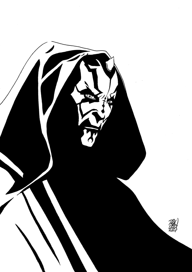 Darth Maul by GiP7