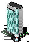 Metropolis Skyscraper by Neko-Vi