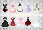 Loli Dresses Summer Collection