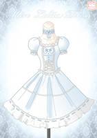Shiro Lolita Dress by Neko-Vi