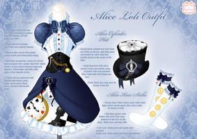 Alice Loli Outfit by Neko-Vi