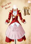 Corsair-Pirate Loli Dress