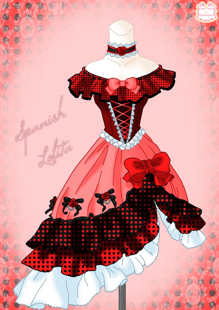 Spanish Lolita by Neko-Vi
