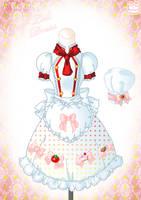Chef Loli Dress by Neko-Vi