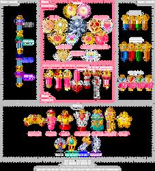 All Sailor Items by Neko-Vi