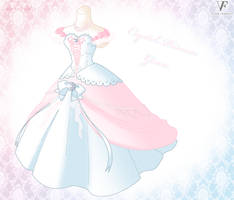 Crystal Princess Gown