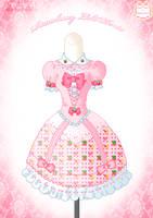 Strawberry Loli Dress by Neko-Vi
