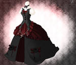 Gothic Princess Gown