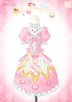 Sweet Candy Loli Dress by Neko-Vi