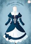 Classic Lolita Winter Dress
