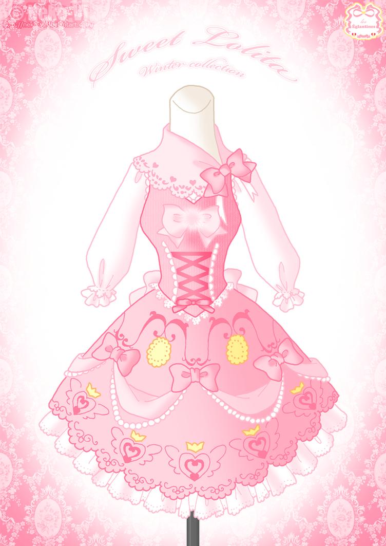 Neko Girl Dress