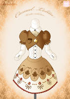 Casual Lolita Winter Dress by Neko-Vi
