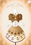Casual Lolita Winter Dress