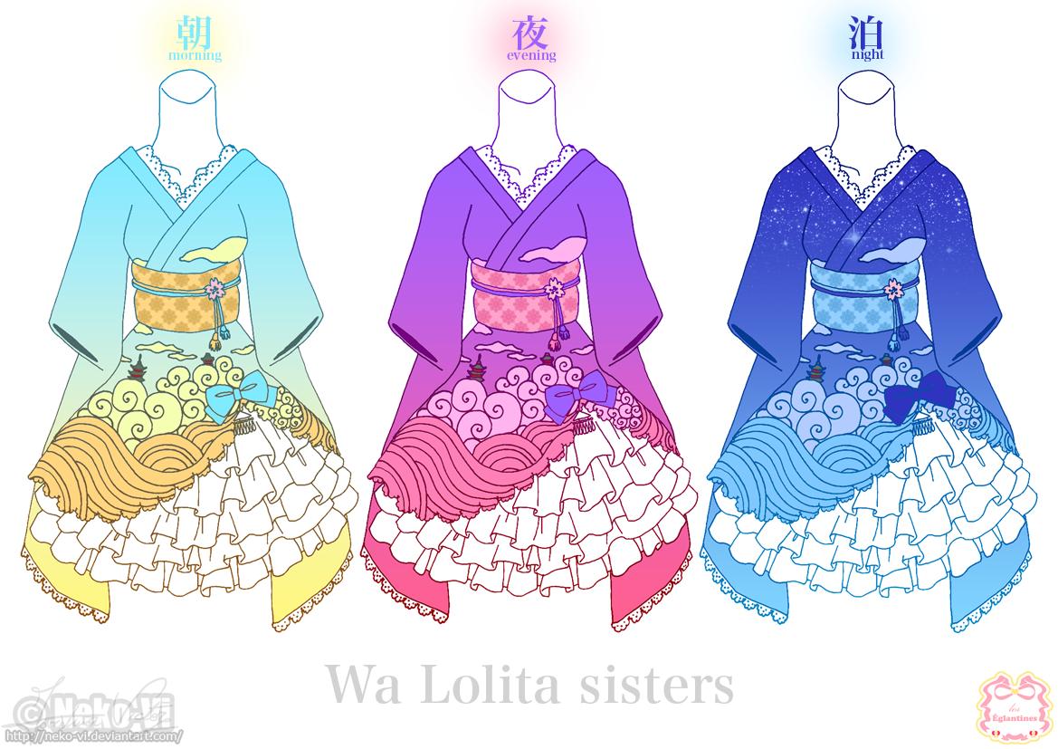 Wa Lolita - Page 2 Wa_lolita_sisters_by_neko_vi-d36bd7k