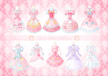 Sweet Lolita Collection by Neko-Vi
