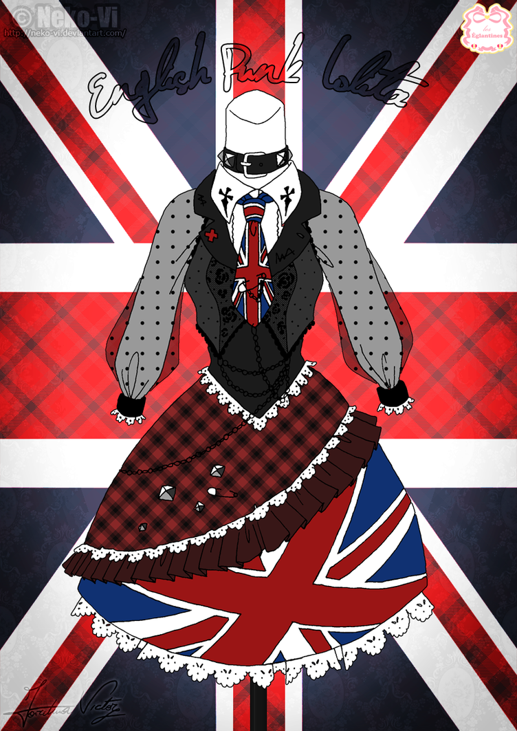 British Punk Fashion Designer