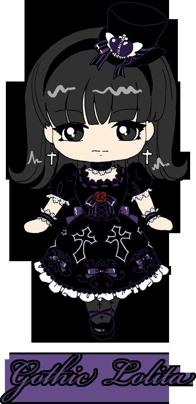 Gothic Lolita by Neko-Vi