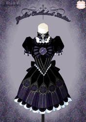 Gothic Cathedral Lolita by Neko-Vi