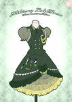 Military Loli Dress