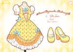 Sweet Cupcake Loli Outfit