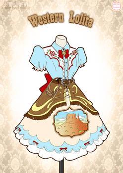 Western Lolita by Neko-Vi