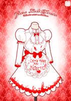 Guro Loli Winter Dress by Neko-Vi